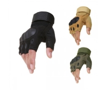 Mechanix Wear Kısa Parmak Tactical Eldiven